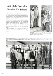 Page 110, 1971 Edition, Woodlawn High School - Accolade Yearbook (Shreveport, LA) online yearbook collection