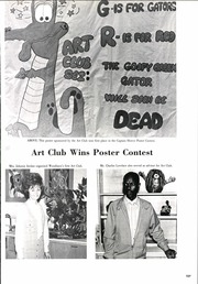 Page 111, 1971 Edition, Woodlawn High School - Accolade Yearbook (Shreveport, LA) online yearbook collection