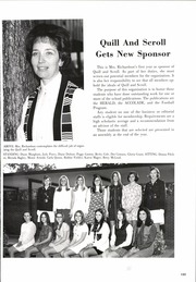 Page 137, 1971 Edition, Woodlawn High School - Accolade Yearbook (Shreveport, LA) online yearbook collection