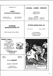 Page 317, 1971 Edition, Woodlawn High School - Accolade Yearbook (Shreveport, LA) online yearbook collection