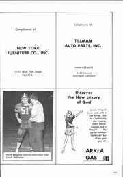 Page 319, 1971 Edition, Woodlawn High School - Accolade Yearbook (Shreveport, LA) online yearbook collection