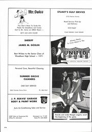 Page 320, 1971 Edition, Woodlawn High School - Accolade Yearbook (Shreveport, LA) online yearbook collection