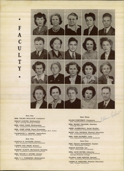 Page 14, 1947 Edition, Ouachita Parish High School - Roarer Yearbook (Monroe, LA) online yearbook collection