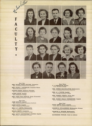 Page 16, 1947 Edition, Ouachita Parish High School - Roarer Yearbook (Monroe, LA) online yearbook collection