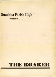 Page 5, 1947 Edition, Ouachita Parish High School - Roarer Yearbook (Monroe, LA) online yearbook collection