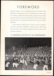 Page 10, 1950 Edition, Ouachita Parish High School - Roarer Yearbook (Monroe, LA) online yearbook collection