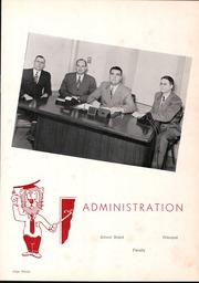 Page 15, 1950 Edition, Ouachita Parish High School - Roarer Yearbook (Monroe, LA) online yearbook collection