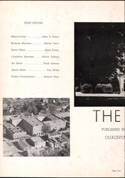 Page 6, 1950 Edition, Ouachita Parish High School - Roarer Yearbook (Monroe, LA) online yearbook collection