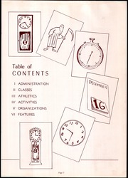Page 11, 1952 Edition, Ouachita Parish High School - Roarer Yearbook (Monroe, LA) online yearbook collection