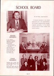 Page 14, 1952 Edition, Ouachita Parish High School - Roarer Yearbook (Monroe, LA) online yearbook collection