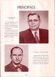 Page 15, 1952 Edition, Ouachita Parish High School - Roarer Yearbook (Monroe, LA) online yearbook collection