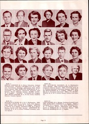 Page 17, 1952 Edition, Ouachita Parish High School - Roarer Yearbook (Monroe, LA) online yearbook collection