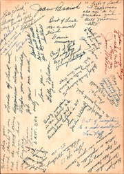 Page 3, 1952 Edition, Ouachita Parish High School - Roarer Yearbook (Monroe, LA) online yearbook collection