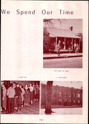 Page 9, 1952 Edition, Ouachita Parish High School - Roarer Yearbook (Monroe, LA) online yearbook collection