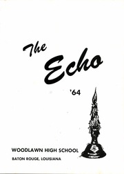 Page 5, 1964 Edition, Woodlawn High School - Echo Yearbook (Baton Rouge, LA) online yearbook collection