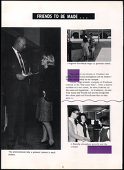 Page 10, 1966 Edition, Woodlawn High School - Echo Yearbook (Baton Rouge, LA) online yearbook collection