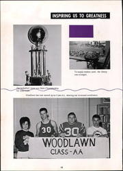 Page 14, 1966 Edition, Woodlawn High School - Echo Yearbook (Baton Rouge, LA) online yearbook collection