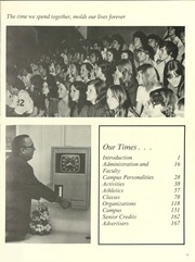 Page 7, 1975 Edition, Woodlawn High School - Echo Yearbook (Baton Rouge, LA) online yearbook collection