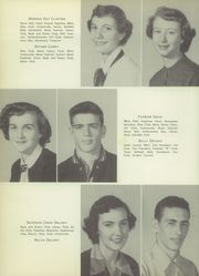 Page 14, 1954 Edition, Ruston High School - Resume Yearbook (Ruston, LA) online yearbook collection