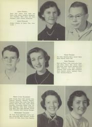 Page 16, 1954 Edition, Ruston High School - Resume Yearbook (Ruston, LA) online yearbook collection