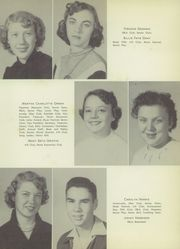 Page 17, 1954 Edition, Ruston High School - Resume Yearbook (Ruston, LA) online yearbook collection