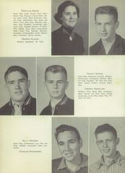 Page 18, 1954 Edition, Ruston High School - Resume Yearbook (Ruston, LA) online yearbook collection