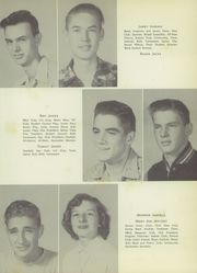 Page 19, 1954 Edition, Ruston High School - Resume Yearbook (Ruston, LA) online yearbook collection