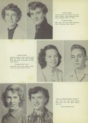 Page 21, 1954 Edition, Ruston High School - Resume Yearbook (Ruston, LA) online yearbook collection