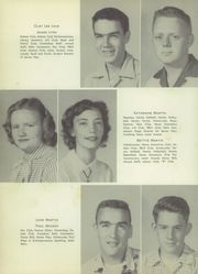 Page 22, 1954 Edition, Ruston High School - Resume Yearbook (Ruston, LA) online yearbook collection