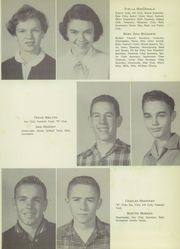 Page 23, 1954 Edition, Ruston High School - Resume Yearbook (Ruston, LA) online yearbook collection