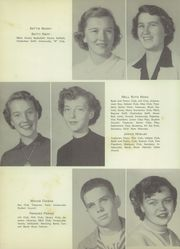 Page 24, 1954 Edition, Ruston High School - Resume Yearbook (Ruston, LA) online yearbook collection