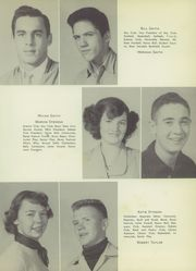 Page 27, 1954 Edition, Ruston High School - Resume Yearbook (Ruston, LA) online yearbook collection
