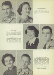 Page 29, 1954 Edition, Ruston High School - Resume Yearbook (Ruston, LA) online yearbook collection