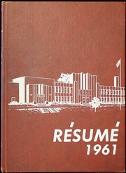 1961 Edition, Ruston High School - Resume Yearbook (Ruston, LA)