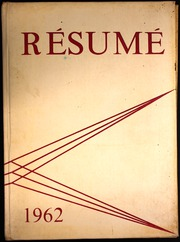 1962 Edition, Ruston High School - Resume Yearbook (Ruston, LA)