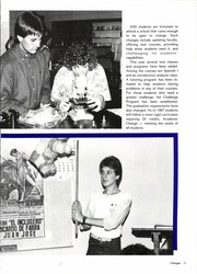 Page 15, 1987 Edition, Alexandria High School - Epic Yearbook (Alexandria, LA) online yearbook collection