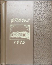 1975 Edition, Lutcher High School - Growl Yearbook (Lutcher, LA)