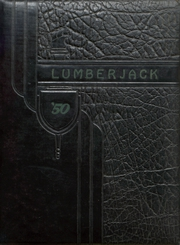 1950 Edition, Springhill High School - Lumberjack Yearbook (Springhill, LA)