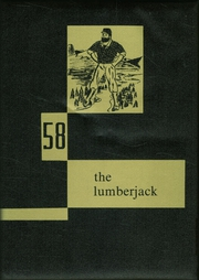 1958 Edition, Springhill High School - Lumberjack Yearbook (Springhill, LA)
