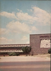 Page 190, 1964 Edition, Springhill High School - Lumberjack Yearbook (Springhill, LA) online yearbook collection