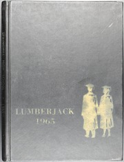 1965 Edition, Springhill High School - Lumberjack Yearbook (Springhill, LA)