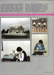 Page 11, 1985 Edition, Acadiana High School - Les Memoires Yearbook (Lafayette, LA) online yearbook collection