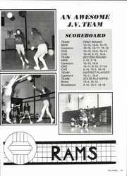 Acadiana High School - Les Memoires Yearbook (Lafayette, LA) online yearbook collection, 1985 Edition, Page 119