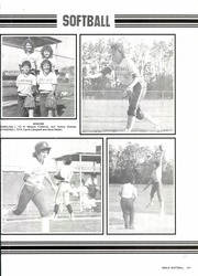 Acadiana High School - Les Memoires Yearbook (Lafayette, LA) online yearbook collection, 1985 Edition, Page 145