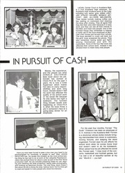 Page 17, 1985 Edition, Acadiana High School - Les Memoires Yearbook (Lafayette, LA) online yearbook collection