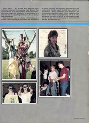 Page 9, 1985 Edition, Acadiana High School - Les Memoires Yearbook (Lafayette, LA) online yearbook collection