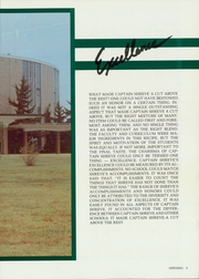 Page 9, 1988 Edition, Captain Shreve High School - Log Yearbook (Shreveport, LA) online yearbook collection