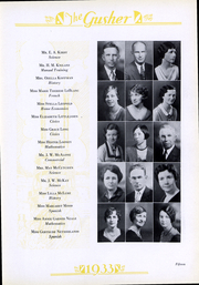 Page 17, 1933 Edition, C E Byrd High School - Gusher Yearbook (Shreveport, LA) online yearbook collection