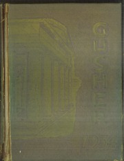 1954 Edition, C E Byrd High School - Gusher Yearbook (Shreveport, LA)