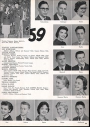 Page 103, 1959 Edition, C E Byrd High School - Gusher Yearbook (Shreveport, LA) online yearbook collection